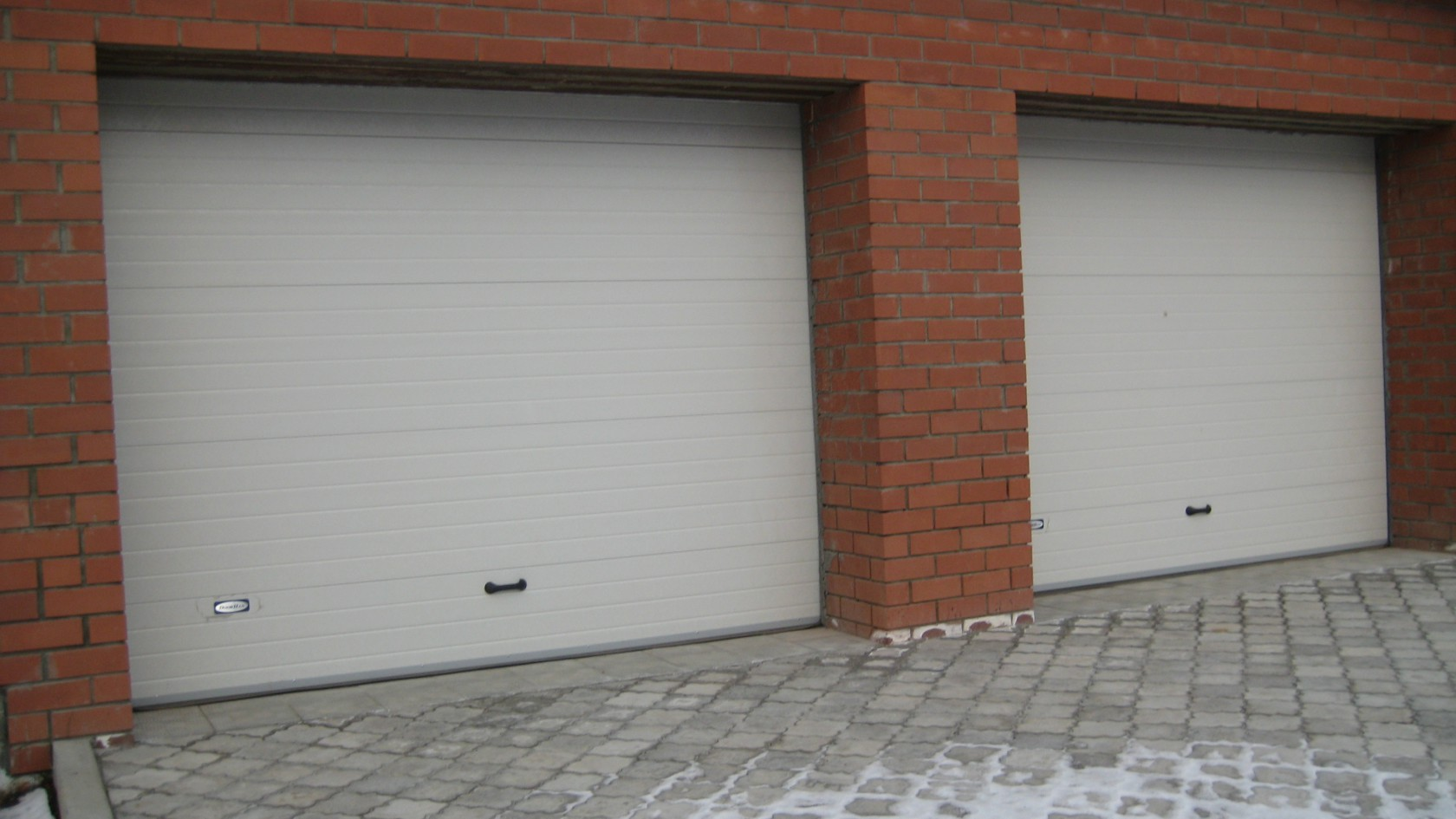 Ворота для гаража подъемные автоматические купить